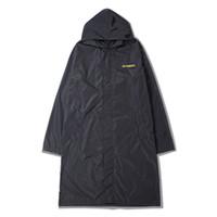 c7059168db30 Vetements Oversize Herren Windbreaker Jacke High Street Mens Hoodies Regen  Mantel Trend Marke Kleidung