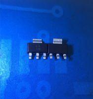 Atacado 10 pçs / lote LM317 LM317MDCYR REG LIN POSS ADJ 500MA SOT223 em estoque original ic frete grátis