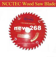7 '' 40 denti dente buona lama per sega circolare WOOD Spedizione GLOBAL GRATUITA | Ruota per disco da taglio in bambù con lama in legno CARBURO 180MM