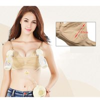 Wholesale- Soft Wire free Maternity Women Cotton Underwear N...