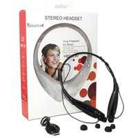 HBS 730 Headphone Stereo Bluetooth Sport Wireless Neckband H...