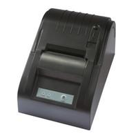 طابعة التذاكر الحرارية TP-5806 بجودة منخفضة وموثوقة