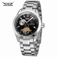 Luxury JARAGAR Automatic Self- winding Mechanical Wrist Watch...