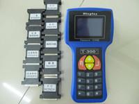 자동 키 프로그래머 도구 T300 최신 v15.8 T 300 T-Code 영어 또는 스페인어 멀티 브랜드 자동차 T-300 트랜스 폰더