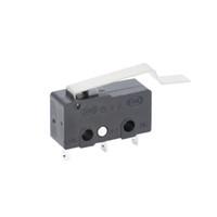 10 pz 3pin Tutto il nuovo finecorsa N / O N / C 5A250VAC KW11-3Z Mini Micro Switch 27mm Maniglia