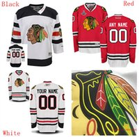 Customized Personalized chicago blackhawk Hockey Jersey High...