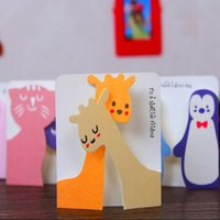 New30pcs lot Mini Greeting Card With Envelopes Universal Wis...