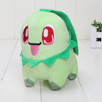 6' ' 15cm Game Center Cute Chikorita Soft Plush Stu...