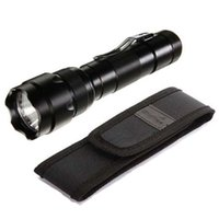 New UltraFire WF- 502B LED Flashlight 1000Lm 5- Mode CREE XM- L...