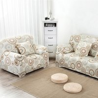 Stretch Furniture Covers Couch Sofa Cover Elastic Comfortabl...