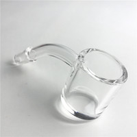 New 3mm Thick Walls 4mm Bottom Quartz Banger Nail Water Pipe...