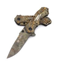 2017 Strider Messer tragbares Falten-Überleben 3Cr13 Blatt-Aluminiumhandgriff-taktisches Rettungsmesser Jagd-kampierende EDC-Tool Mike 268
