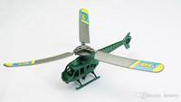 Оптовая тянуть ручку самолета открытый игрушки / милый маленький самолет мощность вертолета, самолет может летать надземный кабель