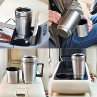 Car Stainless Steel Electric Mug, Applicable to the Boiling ...