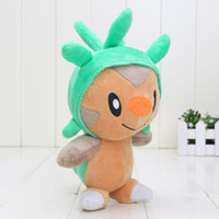 EMS 20cm New Pikachu Plush Chespin Plush Toy Stuffed Doll So...