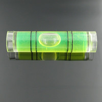 HACCYY Photo Frame Bubble Level البلاستيك الروح المستوى أنبوب المستوى حجم 9.5 * 40MM 9.5 * 34MM 10 * 30MM 10 * 35MM 9.5 * 35MM