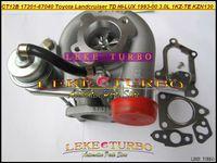 CT12B 17201-67010 17201-67040 17201 67040 67010 Turbo Für TOYOTA LANDCRUISER LAND CRUISER 4 Laufwagen HI-LUX HILUX 1KZTE 1KZ-TE KZN130 3.0L