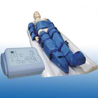 2016 Gewichtsverlust Luftdruck Presoterapia Equipo Drucktherapie Pressotherapie Maschine