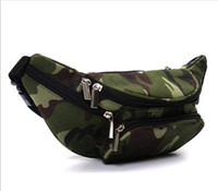 50pcs High Quanlity Casual polyester waterproof Waist bags U...