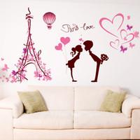 Wholesale Paris Wallpaper For Bedroom - Buy Cheap Paris Wallpaper ...