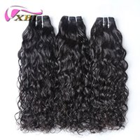 XBL New Arrival Amazing Water Wave Human Hair Bundles 3 4 Bu...