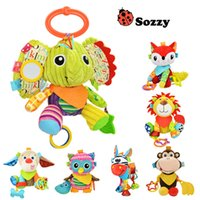 Sozzy Baby Rattle Bell Baby Infant Crib Stroller Hanging Toy...