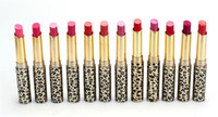 Lipsticks Lip Stain Le lot de maquillage baume Hot Fashion Leopard hydratant Sweet Stick à lèvres rouge