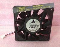 cable original Delta PFB1224UHE 12CM 24V2.40A 120 * 120 * 38 mm tres inversor de la violencia del ventilador