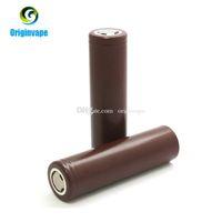 18650 Pil HG2 3000 mAh 30A MAX Lityum E Sigara Mod Fedex Ücretsiz Nakliye Için Şarj Edilebilir Piller Deşarj