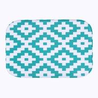 Microfiber Microfiber Chenille Bath Mat   Simple Design Microfiber Chenille  Bath Mat Carpet Floor Rugs Carpets