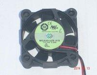 MAGIC 4015 MGA4012ZB-A15 MGA4012ZB-O15 sqaure 12V 0.2A 2 선식 냉각 팬