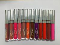 Hot Colourpop Lip Gloss ULTRA MATTE LIQUIDE LIPSTICKS Couleurs variées Longue durée des lèvres Couleur pop mat haute qualité