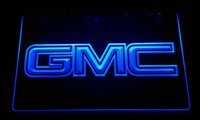 LS2497- b GMC neon Light Sign Decor Free Shipping Dropshippin...
