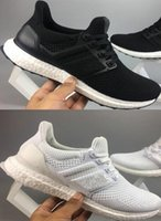 Very popular 2018 knit extra soft Ultra Boost Running Shoes ...