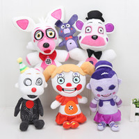 Wholesale New 25cm Five Nights At Freddy' s Toy Sister L...