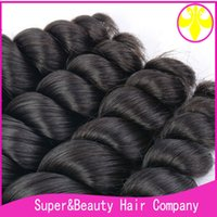 cheap price high quality grade 6a brazilian hair loose wave ...
