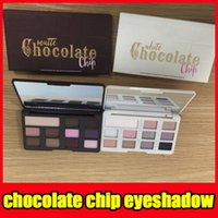 2017 hot Makeup eyeshadow palette Matte Chocolate Chip And W...
