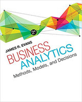 Livre d'or: business analytics 978-0321997821
