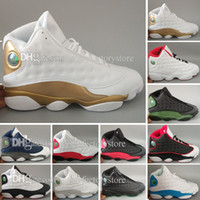 Wholesale Cheap hot NEW Retro 13 13s mens basketball shoes s...