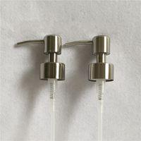 304 stainless steel pump cover soap dispenser nozzle pumps bonnet lid liquid lotion extrusion tool free freight 4 5sh c