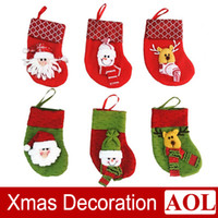 Shot Christmas socks gifts for children christmas stockings ...
