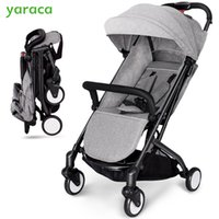 Folding Baby Stroller Portable Pushchair For Travel System 5...