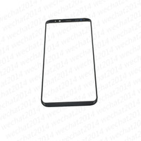 50 ADET OEM Ön Dış Dokunmatik Ekran Cam Lens Değiştirme Samsung Galaxy S9 G960 S9 Artı G965 için ücretsiz DHL