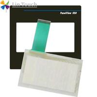 NEU PanelView 550 2711-T5A1L1 2711-T5A3L1 2711-T5A5L1 2711-T5A8L1 HMI-SPS TouchScreen UND Front-Etikett Film Touchscreen und Frontlabel