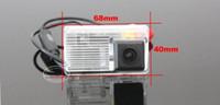 Caméra de recul pour voiture Toyota Corolla EX E120 E130 9ème génération / Caméra de recul / CCD HD RCA NTST PAL / OEM de plaque d'immatriculation