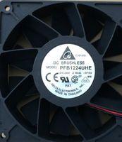 Ventilador inversor PFB1224UHE -8F53 12CM 24V 2.40A 2wire