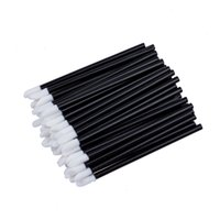 100 pieces Disposable Lip Brush Gloss Wands Applicator Makeu...