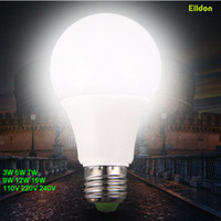 LED E27 Birnenlicht (5 stücke frei) 15W 12W-9W-7W-5W-3W AC85-265V E14 B22 E26 Globus Lampen Beleuchtung direkt von Shenzhen China Fabrik Großhandel