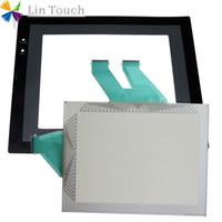NEW NT631C-ST153-EV3 NT631C-ST153B-EV3 HMI-SPS TouchScreen UND Front-Etikett Film Touchscreen und Frontlabel