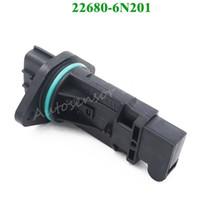Nissan Subaru Infiniti Için yüksek Kaliteli Kütle Hava Akış Metre Sensörü G20 i30 22680-6N201 22680-6N200 22680-AD201 22680-AD200 22680-AA290